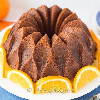Orange Soda Cake.