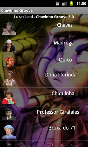 Chavinho Groove sons do Chaves screenshot 1