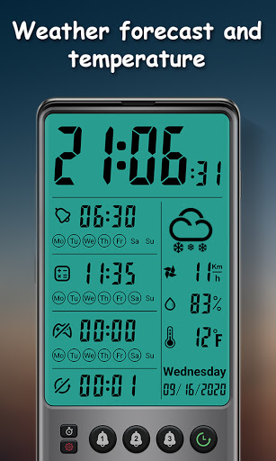 Alarm clock 9.6.5 Screenshots 2