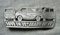 Bältesspänne Dodge Van