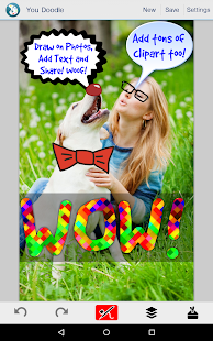 You Doodle - Draw on Photos- screenshot thumbnail