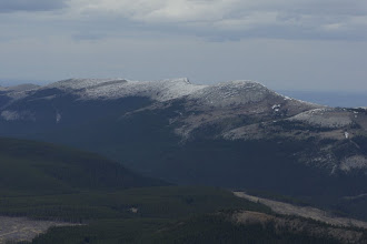 Photo: Windy Peak.