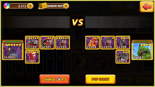 Larva Heroes: Battle League apktram screenshots 11