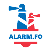 Alarm.fo – choose your info
