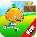 Subway Super Adventure of Pumpkin : Game Run fun icon