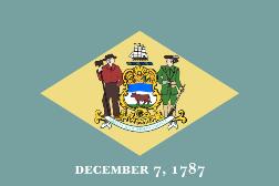 Delaware Flag