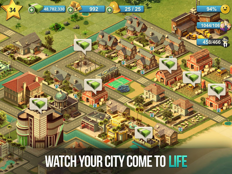 City Island 4- Simulation Town: Expand the Skyline Screenshot 8