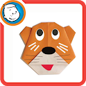 Origami as Puzzle for Kids icon
