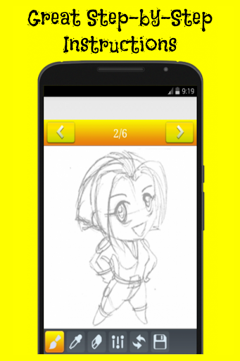 玩免費遊戲APP|下載How to Draw Chibi Anime app不用錢|硬是要APP