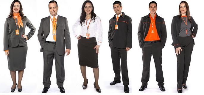 Moda e uniforme