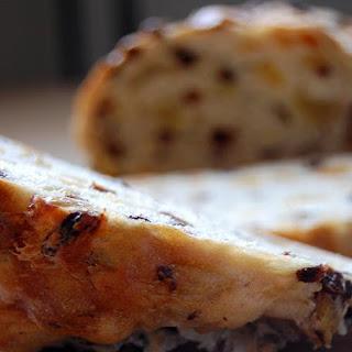 Dried Fruit Bread.
