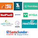 Online Pharmacy Medlife Netmeds 1mg PharmEasy for PC-Windows 7,8,10 and Mac