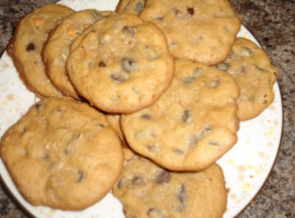 Nutty Butterscotch Chocolate Chip Cookies