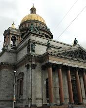 Photo: St Isaac's church - St. Petersburg, Russia