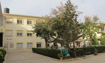 Photo: Sn3S0020-Dakar Pouponnière, fond de cour intérieure, bâtiment bébés & enfants et parc enfants IMG_0059