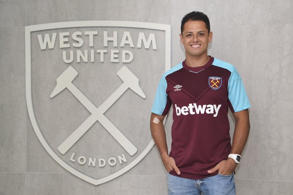West Ham snap up former Man United and Real Madrid star Hernandez 0eede7ec6