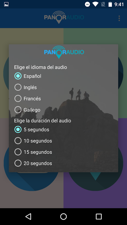 Panoraudio- screenshot