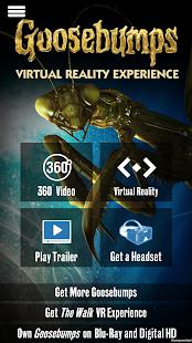Goosebumps VR Screenshot 1