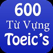 600 từ vựng TOEIC's, Tieng anh