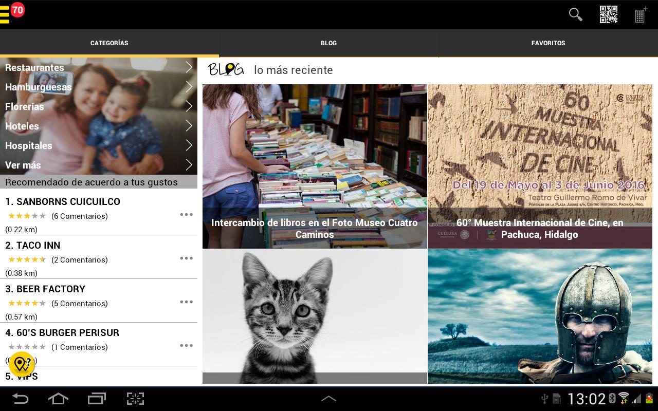 Secci N Amarilla Aplicaciones De Android En Google Play # Muebles Cuicuilco