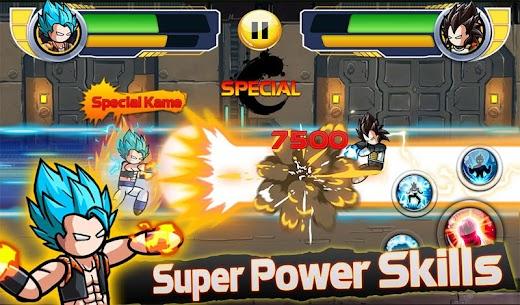 Stickman Fight : Dragon Legends Battle 3
