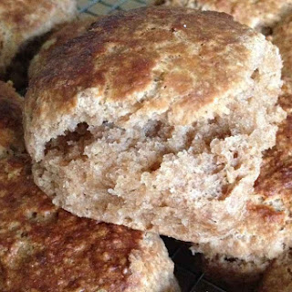 How To Make Moist, Tender Whole Wheat Scones And Biscuits