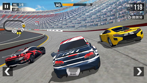 REAL Fast Car Racing: Race Cars in Street Traffic 1.1 screenshots 3