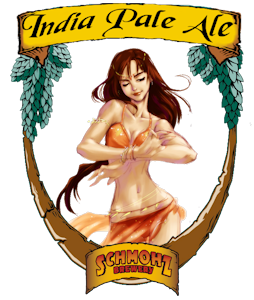 Logo of Schmohz India Pale Ale