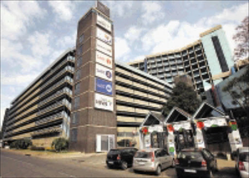 New SABC board gets baptism of fire