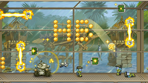 Jetpack Joyride apktreat screenshots 2