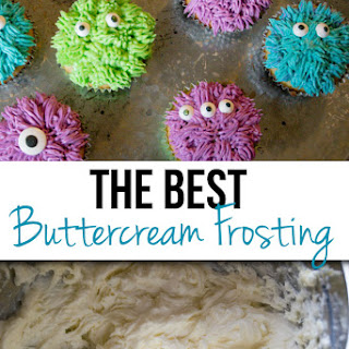 The Best Buttercream Frosting.