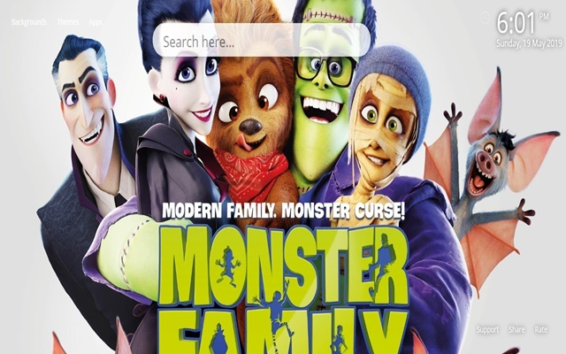 Monster Family Wallpapers