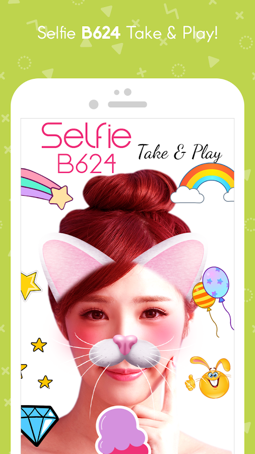 Selfie B624 - Take & Play- screenshot