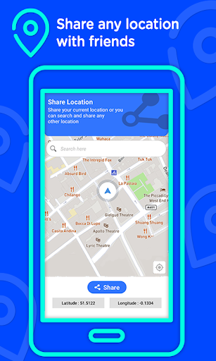 Voice GPS Driving Directions u2013Lite, GPS Navigation 3.0.4 screenshots 3