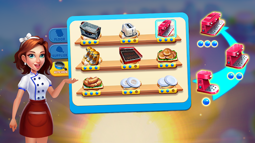 Cooking Sizzle: Master Chef apkpoly screenshots 4