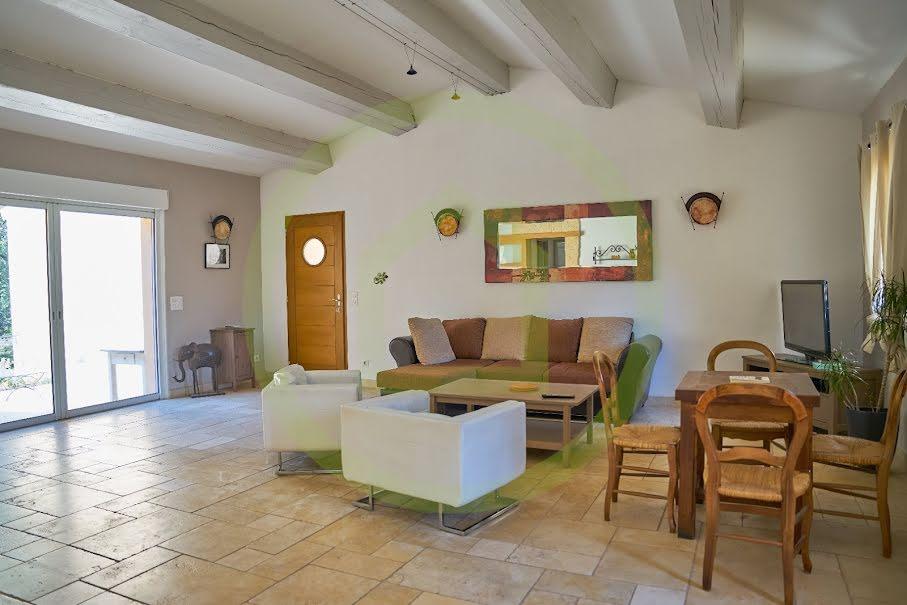 Vente villa 5 pièces 150 m² à Castillon-du-Gard (30210), 512 000 €