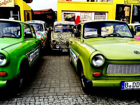 Green Cars di chiara_bosisio