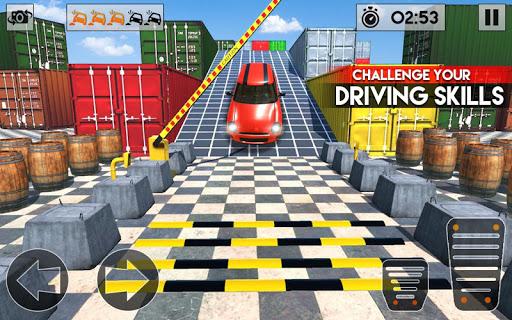 Sports Car parking 3D: Pro Car Parking Games 2020 apkdebit screenshots 15