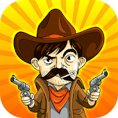 Western Cowboy Blood Shooter