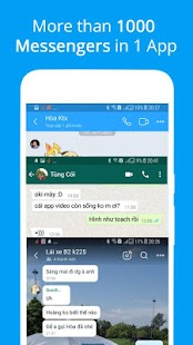 Fast Messenger - All in One Messenger apps - náhled