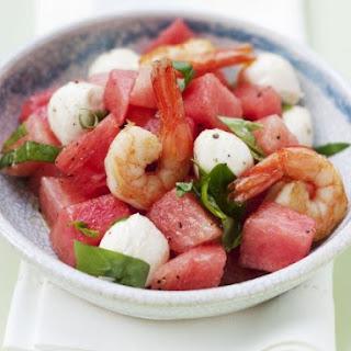 Seafood and Melon Salad
