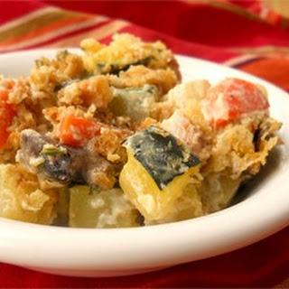 Zucchini Casserole II.