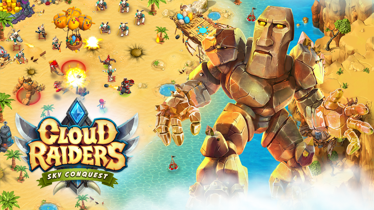 Cloud Raiders- screenshot