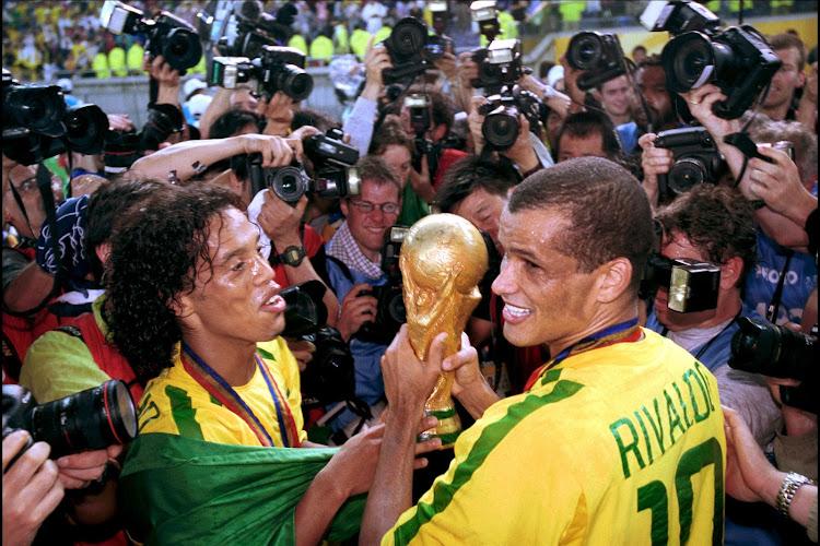 Un cercle très fermé : celui des joueurs ayant remporté une Coupe du Monde, une Ligue des champions et le Ballon d'Or !