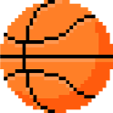 Pixel BBall icon