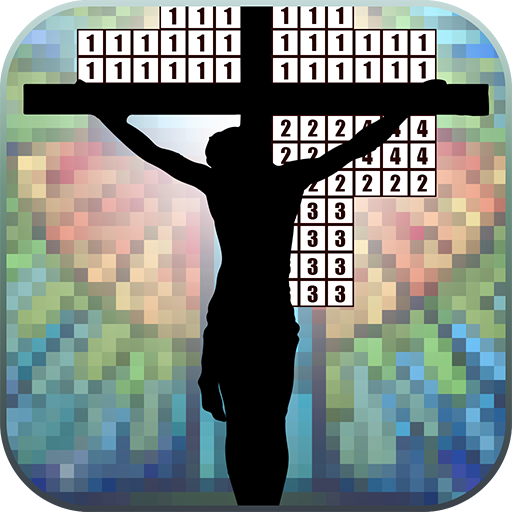 Jesus Pixel Art Android APK Download Free By The Best AR Apps And Games