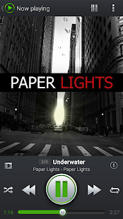PlayerPro Music Player Trial Screenshot 2