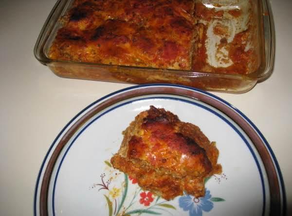 Momma's Eggplant Parmesan Recipe