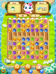 Tropicats: Free Match 3 on a Cats Tropical Island APK screenshot thumbnail 23