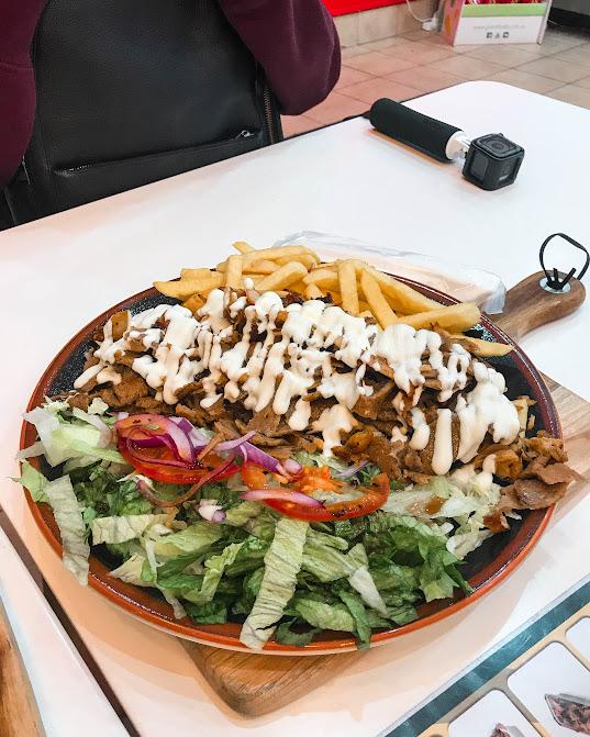 Kebab Platter melbourne